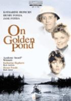 Cover image for Altın göl= On Golden Pond