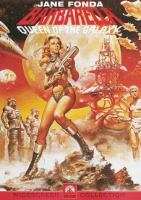 Cover image for Barbarella: Queen of the Galaxy