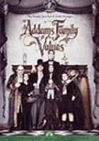 Cover image for Addams ailesi= Addams family values