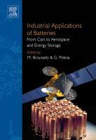 Industrial applications of batteries from cars to aerospace and energy storage için kapak resmi