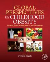 Global perspectives on childhood obesity current status, consequences and prevention için kapak resmi