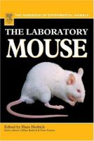 The laboratory mouse için kapak resmi
