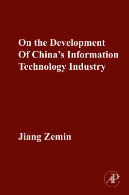 On the development of China's information technology industry için kapak resmi