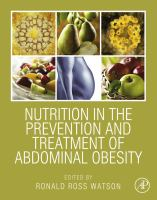 Nutrition in the prevention and treatment of abdominal obesity için kapak resmi