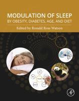Modulation of sleep by obesity, diabetes, age, and diet için kapak resmi