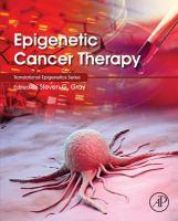 Epigenetic cancer therapy için kapak resmi