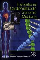Translational cardiometabolic genomic medicine için kapak resmi