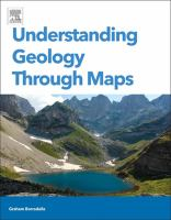 Understanding geology through maps için kapak resmi