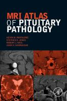 MRI atlas of pituitary pathology için kapak resmi