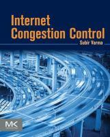 Internet congestion control için kapak resmi