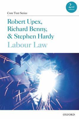 Labour law için kapak resmi