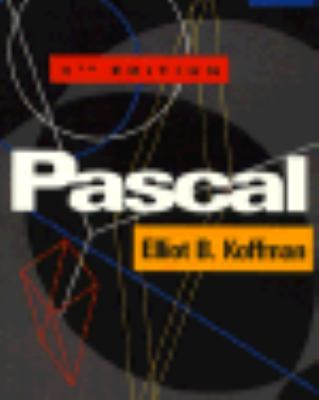 Pascal : problem solving and program design için kapak resmi