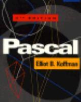 Pascal : problem solving and program design için kapak resmi