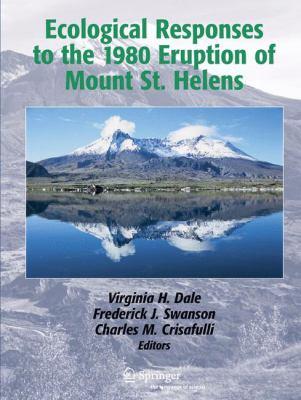 Ecological Responses to the 1980 Eruption of Mount St. Helens için kapak resmi