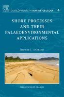 Shore processes and their palaeoenvironmental applications için kapak resmi