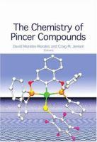 The chemistry of pincer compounds için kapak resmi