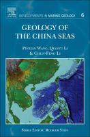 Geology of the China Seas için kapak resmi