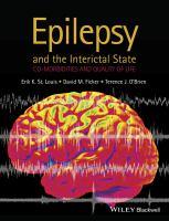 Epilepsy and the interictal state için kapak resmi