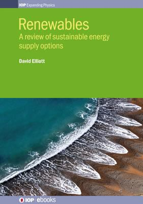 Renewables : a review of sustainable energy supply options için kapak resmi
