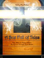 A box full of tales easy ways to share library resources through story boxes için kapak resmi