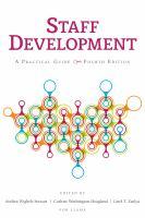 Staff development:  a practical guide, fourth edition için kapak resmi