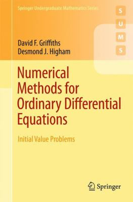 Numerical Methods for Ordinary Differential Equations Initial Value Problems için kapak resmi