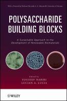 Polysaccharide building blocks : a sustainable approach to renewable materials için kapak resmi