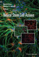 Neural stem cell assays için kapak resmi