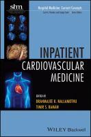 Inpatient cardiovascular medicine için kapak resmi