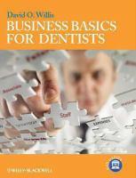 Business basics for dentists için kapak resmi