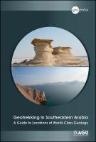 Geotrekking in Southeastern Arabia : a guide to locations of world-class geology için kapak resmi