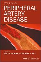 Peripheral artery disease için kapak resmi