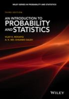An introduction to probability theory and mathematical statistics için kapak resmi