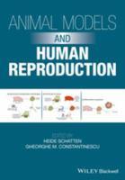 Animal models and human reproduction için kapak resmi
