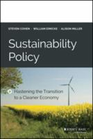 Sustainability Policy : Hastening the Transition to a Cleaner Economy. için kapak resmi
