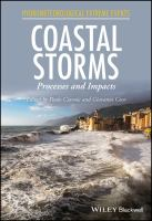 Coastal storms : processes and impacts için kapak resmi