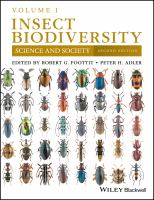 Insect biodiversity : science and society için kapak resmi