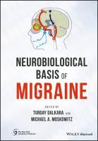 Neurobiological basis of migraine için kapak resmi