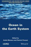 Ocean in the earth system için kapak resmi