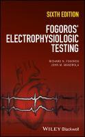 Fogoros' electrophysiologic testing için kapak resmi