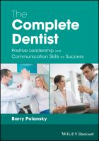 The complete dentist : positive leadership and communication skills for a successful practice için kapak resmi