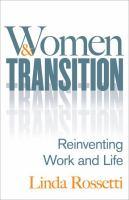 Women and Transition Reinventing Work and Life için kapak resmi