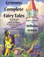 Grimms' complete fairy tales için kapak resmi