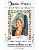Yunus Emre: sufi poet in love için kapak resmi