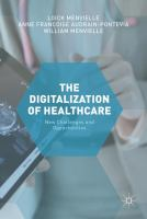 The Digitization of Healthcare New Challenges and Opportunities için kapak resmi