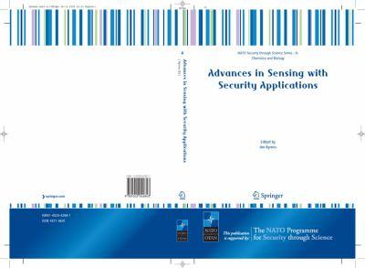 Advances in Sensing with Security Applications için kapak resmi