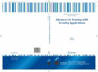 Advances in Sensing with Security Applications için kapak resmi