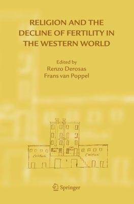 Religion and the Decline of Fertility in the Western World için kapak resmi
