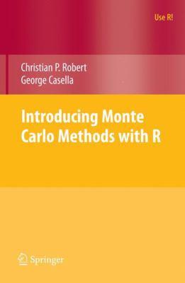 Introducing Monte Carlo Methods with R için kapak resmi