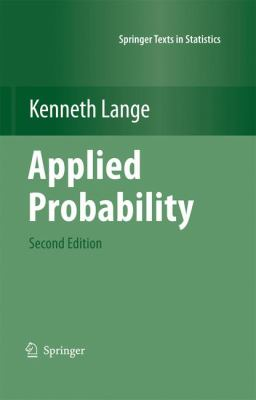 Applied Probability için kapak resmi